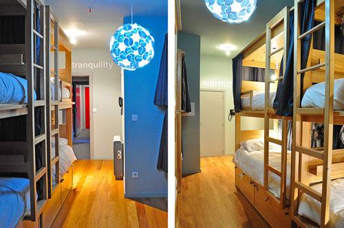 Tattva design hostel porto portugal centre downtown for Hostel design